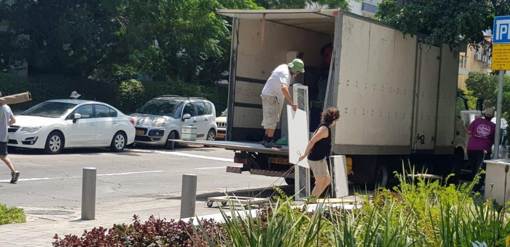 השכרת משאית ליום אחד